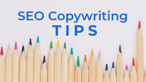 Clear Blue Writing SEO Copywriting Tips