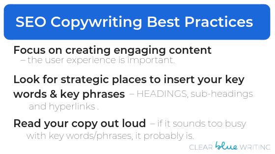 SEO Copywriting Best Practices
